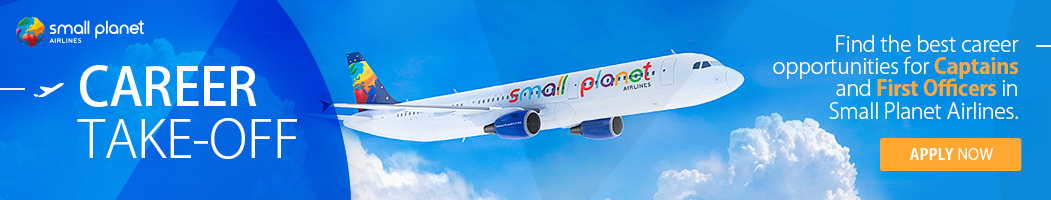 Small Planet Airlines Career Take-Off