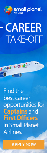 Small Planet Airlines Latest Jobs