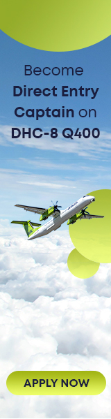 airbaltic DHC-8 Q400 side