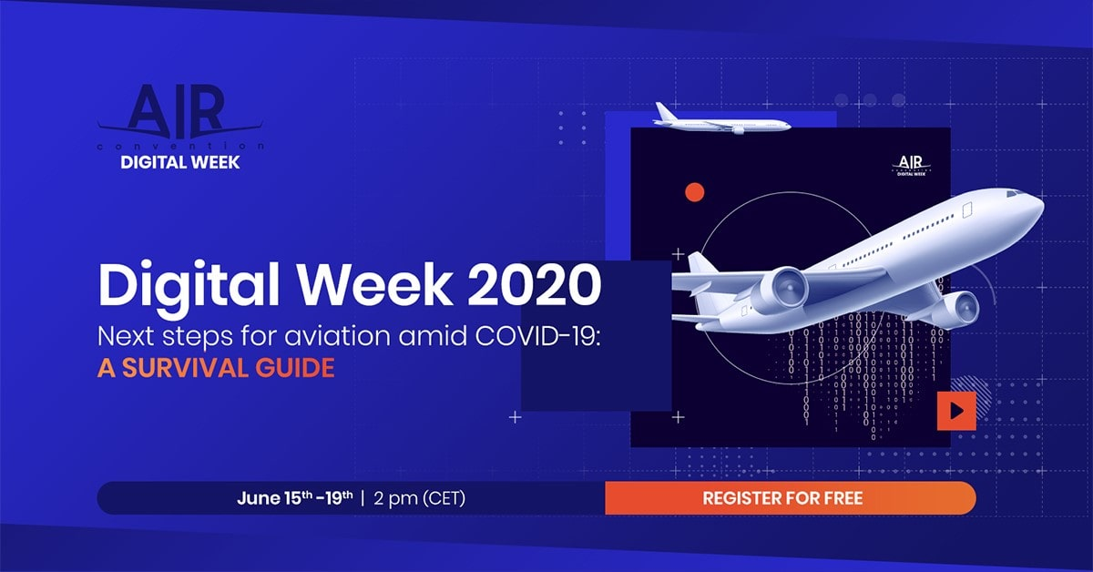 AIR Convention launches Digital Week to assist aviation businesses
