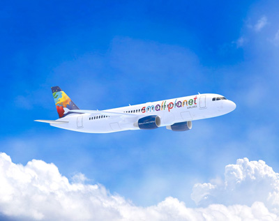 AviationCV.com to recruit new Airbus A320 pilots for Small Planet Airlines