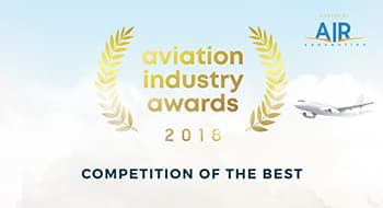 Norwegian named Low-Cost Airline of the year at Annual Aviation Industry Awards 2018