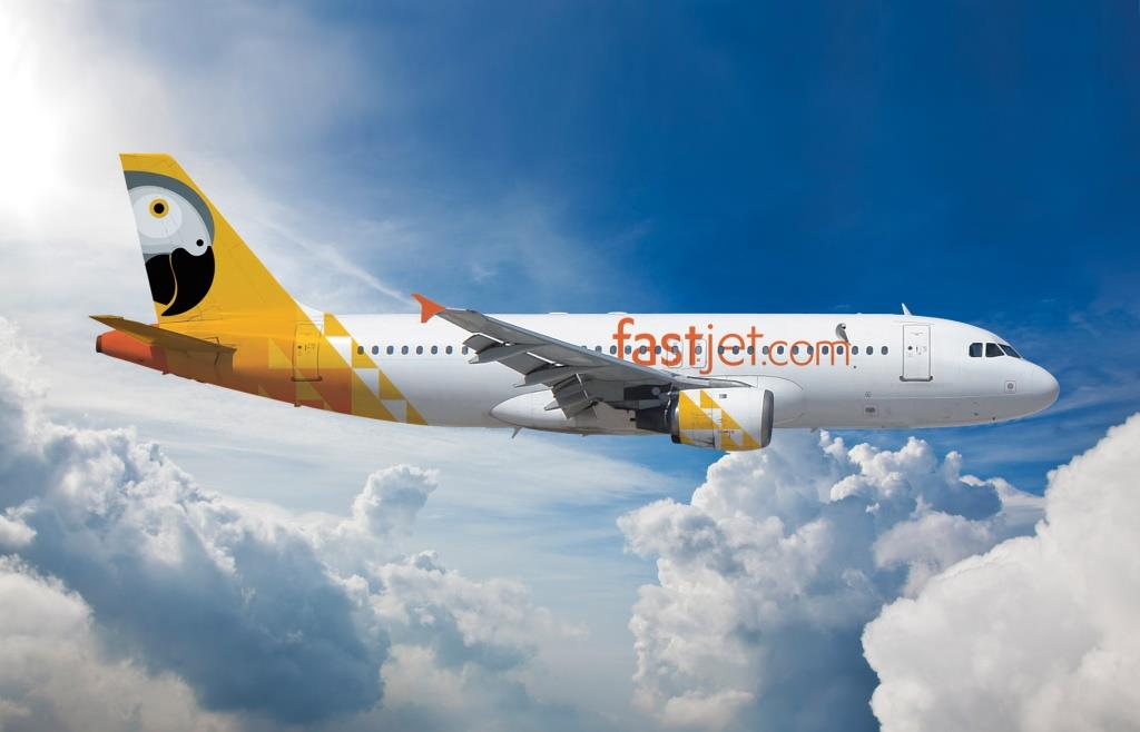 AviationCV.com to support fastjet with Airbus A320 family pilots