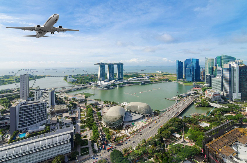 Destination Singapore – growing aviation hub open for expats